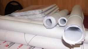 Печать проектной документации недорого и быстро в Рязани