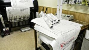 Печать проектной документации в Рязани, копирование и сканирование