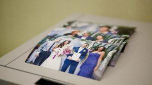Печать фотографий с выпускных в Рязани