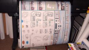 копирование, сканирование Печать планшета 1м на 1м в Рязани