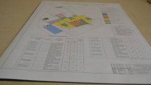 Напечатать проектную документацию и чертежи в Рязани.