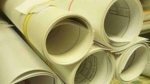 Изготовление и печать чертежей больших форматов в городе Рязань.