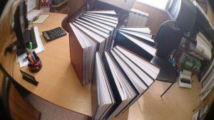 Круглосуточный переплет дипломов в Рязани
