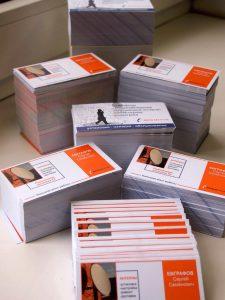 Напечать визитки с цветностью 4 на 4 в Рязани теперь стало проще.