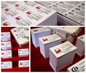 Вся Рязань знает, что мы печатаем визитки быстро и качественно.