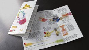 Срочная печать буклетов на мелованной бумаге в Рязани