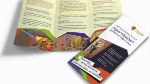 Печать цветных буклетов в Рязани