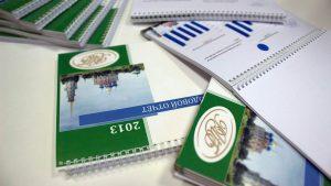 Брошюровка и печать отчетов в Рязани