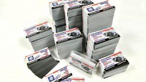 Офсетная печать визиток в Рязани