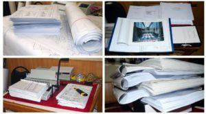 Печать проектов в Рязани