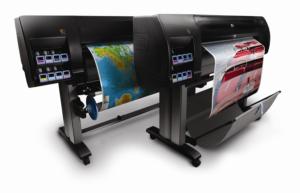 широкоформатная цветная и черно-белая печать, сканирование и копирование форматов А0, А1, А2, А3, А4 в Рязани недорого