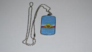 Брелок жетон в Рязани на заказ в Роще