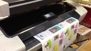 Печать, сканирование и копирование чертежей А0