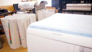 Оперативная печать формата А1 в Рязани