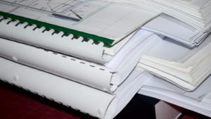 Брошюровка проектной документации в Рязани