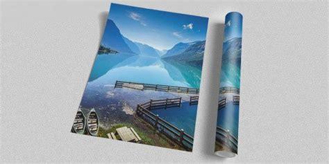 Как распечатать широкоформатный плакат на листах А4 в Рязани