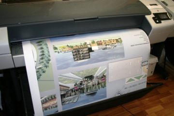 Копирование чертежей и документов