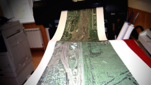Рулонная цветная печать на ватмане недорого в Рязани