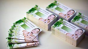 Мы печатаем буклеты и визитки. Наша цена конкурентоспособна!