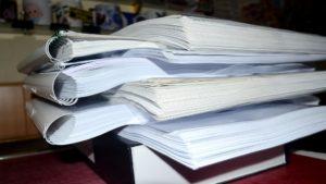 Брошюрование документации для архива и отчетности в Рязани