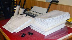 Брошюровка исполнительной документации