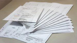 Брошюрование исполнительной документации