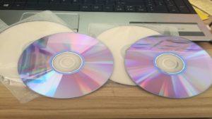Запись информации на диск