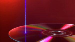 Запись информации на диск DVD-R, DVD-RW