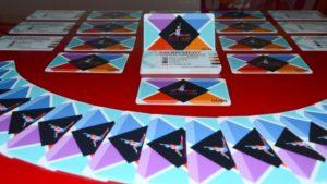 Пластиковые карты в ассортименте