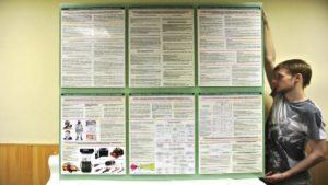 Учебный информационный стенд