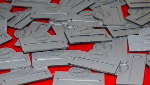 Печать и изготовление пластиковых бейджей Рязань